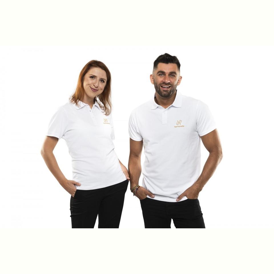 Harmonelo polo T-shirt men XL